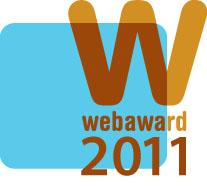 WebAward 2011