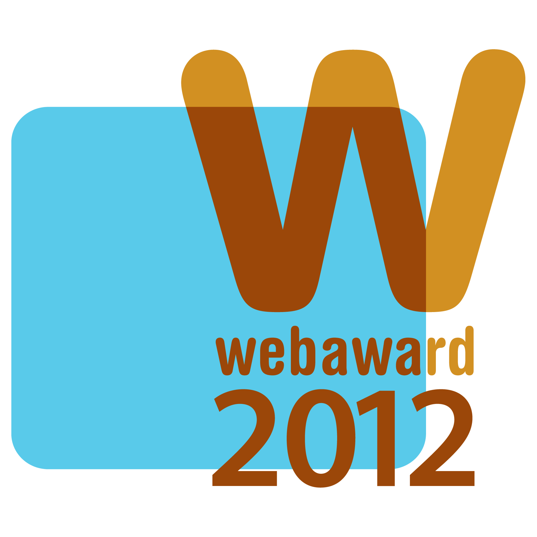 2012 WebAward Logo