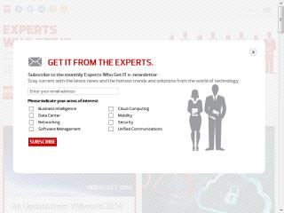 CDW Solutions Blog - Experts Who Get IT image