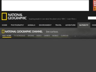 National Geographic Channel image