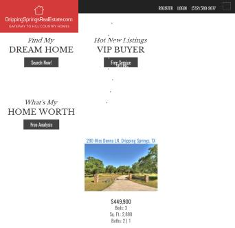 Live Where You Love - Hill Country Real Estate Just West of Weird image