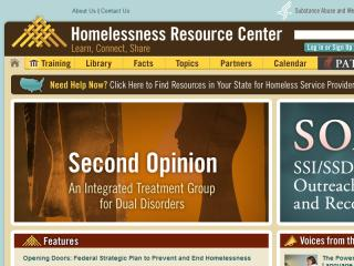 Homelessness Resource Center image