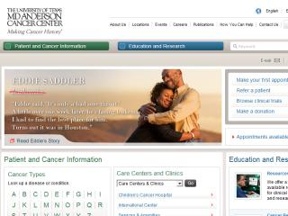 MD Anderson Cancer Center image