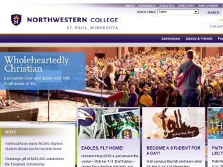 Northwestern College image