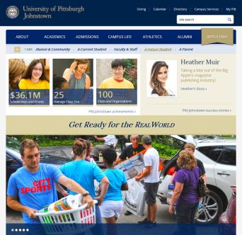 University of Pittsburgh at Johnstown image