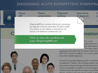 Diagnosing Acute Intermittent Porphyria image