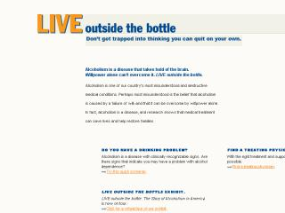 LIVE Outside the Bottle image