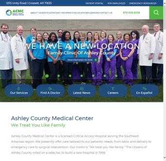 Ashley County Medical Center image