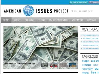 American Issues Project image