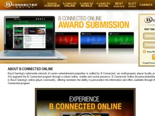 B Connected Online image