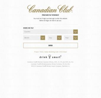 Canadian Club Book of Whisky Whisdom image