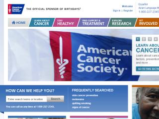 American Cancer Society image
