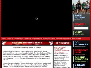 City of Frisco Texas image