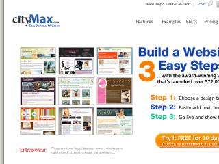 Small Business Website Builder image