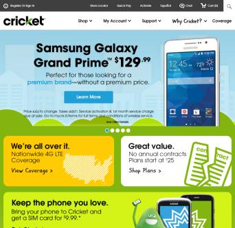 Cricket Wireless image