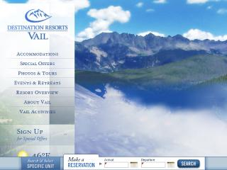 Destination Resorts Vail image