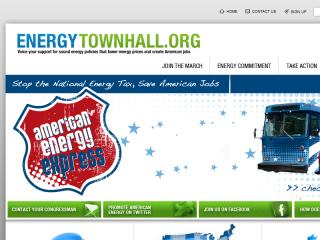 Energy Townhall image