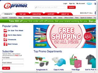 ePromos Promotional Products wins 2014 WebAward for ...