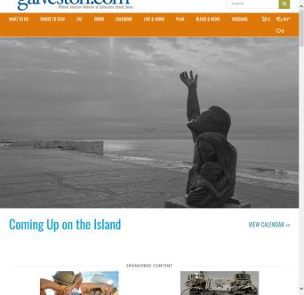 Galveston.com: Official Website of Galveston Island Tourism image