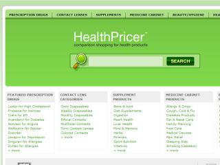 Healthcare Product Advertising and Comparison Shopping image