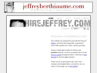 Hire Jeffrey image