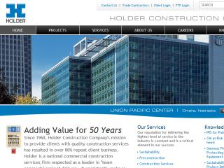 Holder Construction Company image
