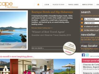 Boutique Hotels & Hip Hideaways image