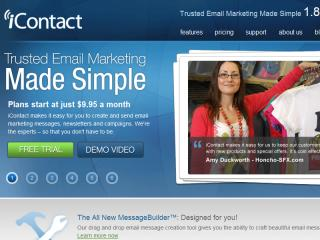 iContact Email Marketing Made Simple image