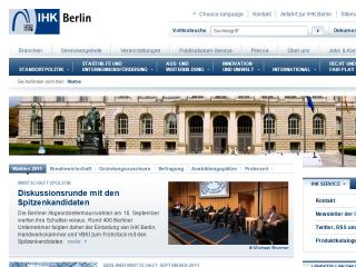Chamber of Commerce and Industry of Berlin image