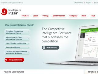 The Intelligence Plaza image