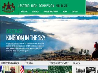 Lesotho High Commission - Malaysia image