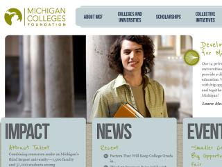 Michigan Colleges Foundation image