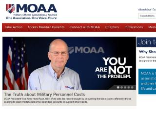 Military Officers Association of America image