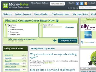 We Find The Best Bank Rates: Money-Rates.com image