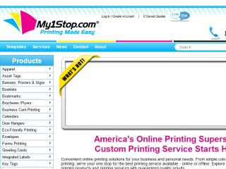 My1Stop.com - Printing Made Easy image