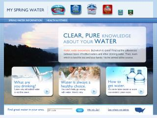 My Spring Water image