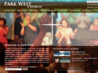 Park West Church image