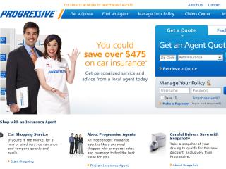 The Progressive Group of Insurance Companies, Agency image