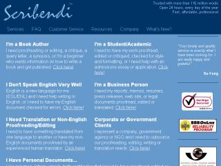 Scribendi Editorial Services image