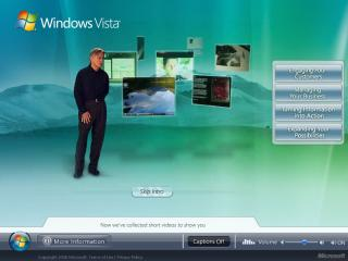 See Windows Vista Website image