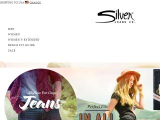 Silver Jeans image