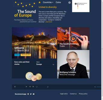 The Sound of Europe image