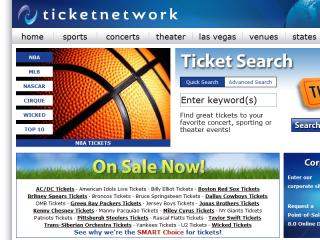 TicketNetwork image