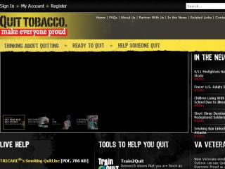 Quit Tobacco- Make Everyone Proud image