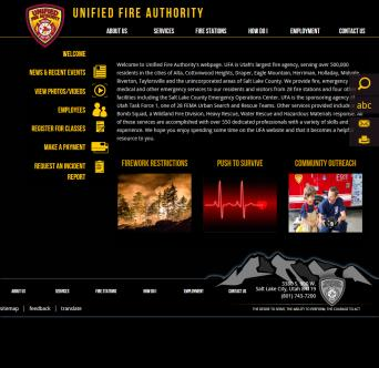 Unified Fire Authority, UT image