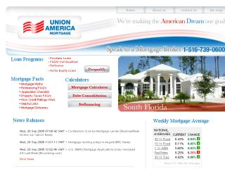Union America Mortgage image