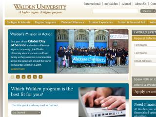 Walden University image