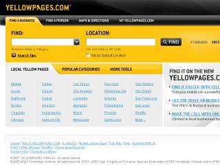 Yellowpages ReLaunch  image