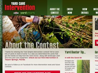 Briggs & Stratton Yard Smarts Yard Care Intervention image