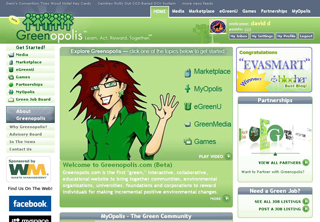 Greenopolis - Learn. Act. Reward. Together. image